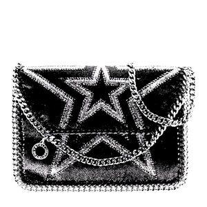 NEW Stella McCartney Falabella Star Crossbody Bag